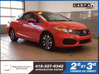 Honda Civic Coupe EX / TOIT 2015