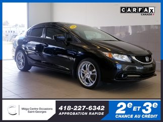 Honda Civic Sedan Si / toit / manuel / mag 2014