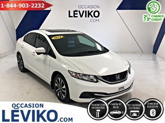 Honda Civic Sedan EX 2014