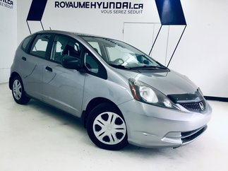 Honda Fit DX-A 2009