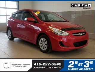 Hyundai Accent L / automatique 2015