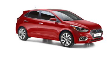 Hyundai Accent ESSENTIAL WITH COMFORT PACKAGE 2019