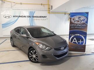 Hyundai Elantra GL/CLIMATISATION/SIÈGES CHAUFFANTS 2013