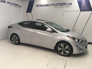 Hyundai Elantra GLS/ LOOK SPORT/ DÉMARREUR À DISTANCE/ 2015