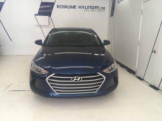 Hyundai Elantra LE / BAS KILOMÉTRAGE / SIÈGES CHAUFFANTS 2017