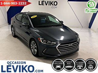 Hyundai Elantra GLS **CARPLAY** 2017