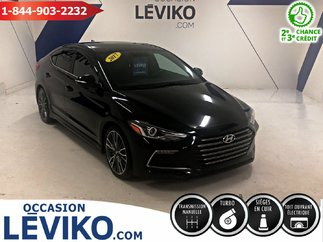 Hyundai Elantra SPORT TURBO **CARPLAY** 2017