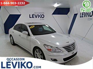 2009 Hyundai Genesis 4.6L TECHNO **LIQUIDATION**  + TOIT**