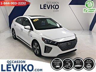Hyundai Ioniq Électrique Plus PHEV LIMITED 2018