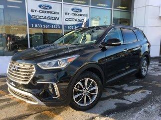 Hyundai Santa Fe XL LIMITED AWD V6 TOUT EQUIPÉ ETAT NEUF 2018