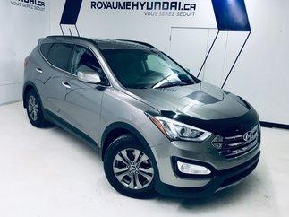 Hyundai SANTA FE FWD 2,4L PREMIUM AUTO ** ATTACHES-REMORQUE+DÉMARREUR À DISTANCE** 2013