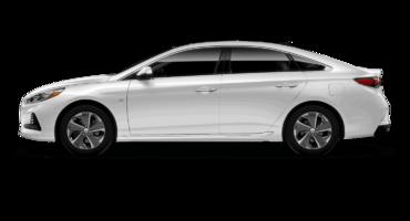 Hyundai Sonata Plug-In Hybrid Limited 2018