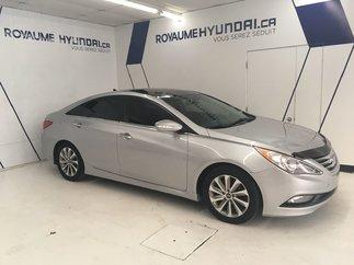 2014 Hyundai Sonata Limited / GPS/ TOIT/ CUIR / SIÈGES CHAUFFANTS