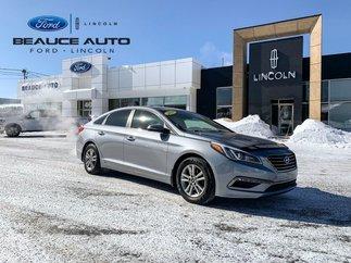 Hyundai Sonata GL / ATTACHE-REMORQUE 2015