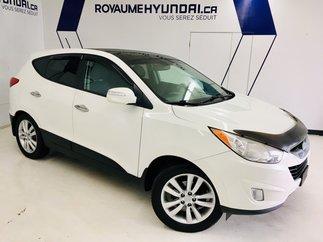 Hyundai TUCSON LIMITED *** AWD + TOIT +  CUIR + CAMÉRA+ATTACHE REMORQUE** 2013