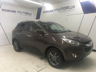 Hyundai Tucson GLS  / TOIT / SIÈGES CHAUFFANTS 2014
