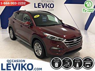 Hyundai Tucson LUXURY AWD 2017