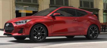 Hyundai Veloster VELOSTER 2019