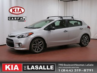 2016 Kia Forte5 SX Turbo // Camera // Bluetooth // Sieges chauff..