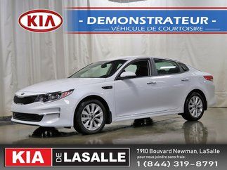 Kia Optima LX+ // Camera // Bluetooth // Sieges Ch. // A/C // 2018