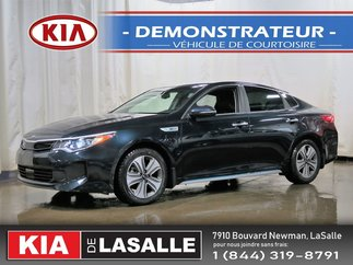 Kia Optima Plug-In Hybrid EX // Hybride // A/C // Camera // Nav // 2017