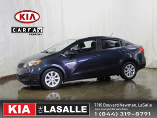 2014 Kia Rio LX+ // Bluetooth // AC // Sieges Chauffants ...