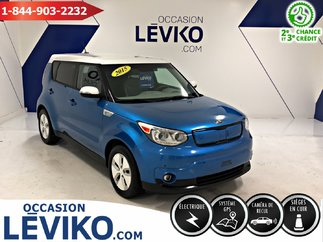 Kia SOUL EV Luxury 2015