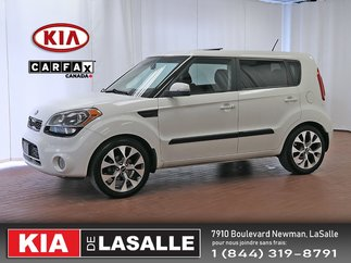 Kia Soul 4U Luxury // Toit // Camera // GPS // Cuir // 2013