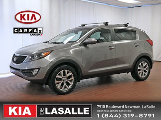 2016 Kia Sportage EX // Camera // A/C // Bluetooth // Sieges Ch. //