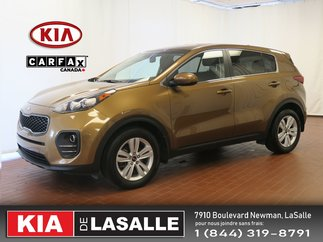Kia Sportage LX // Camera // Bluetooth // Sieges chauffants // 2017