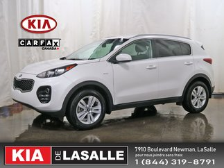 2018 Kia Sportage LX AWD // Camera // Bluetooth // Sieges chauffants