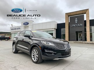 Lincoln MKC Select / AWD / CUIR 2017