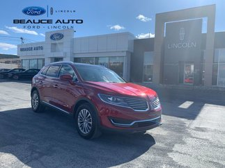 Lincoln MKX Select / AWD / TOIT PANO 2016