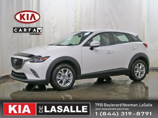 Mazda CX-3 GS // AWD // Camera // Sieges Ch.// Bluetooth // 2018
