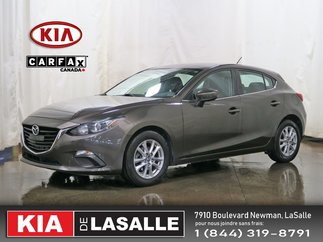 Mazda Mazda3 Sport GS // Camera // Bluetooth // AC // Mags // 2014