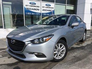 Mazda Mazda3 GS 1 SEUL PROPRIO A L ETAT NEUF 2018