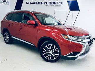Mitsubishi OUTLANDER GT AWD V6 7 PASSAGERS ***7 PASSAGERS + TOIT + CUIR + ATTACHE-REMORQUE*** 2016