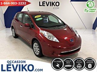 Nissan Leaf S+ EV (Borne 1-2-3) 2015