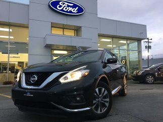 Nissan Murano SV V6 AWD TOIT PANORAMIQUE GPS MAGS 18 2015