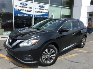 2015 Nissan Murano SV V6 AWD TOIT PANORAMIQUE GPS MAGS 18