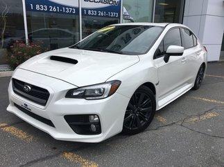 Subaru WRX W/Sport Pkg TOIT MAGS AILERON  GARANTIE PROLONGÉ 2015
