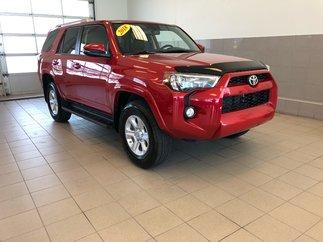 Toyota 4Runner Sr5 / 7 passagers /4x4 2018