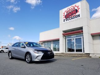 Toyota Camry SE / 4 cyl. / camera recul / démarreur a distance 2015