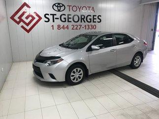 Toyota Corolla CE 2015