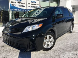 Toyota Sienna 7 PASSAGERS TOUT EQUIPÉ MAGS IMPECCABLE 2018