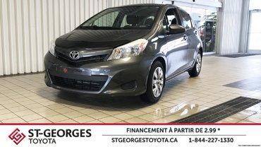 Toyota Yaris LE 2012