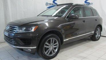 2015 Volkswagen TOUAREG TDI HIGHLINE