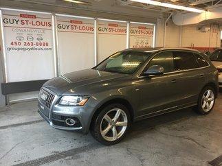 Audi Q5 2.0L Premium Plus 2012