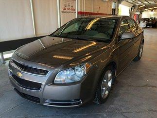 Chevrolet Malibu LT Platinum Edition 2010