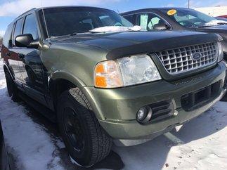 Ford Explorer Limited 2002